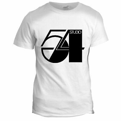 Studio 54 T-Shirt New York Disco Music Dance Northern Soul Retro 70s 80s Tee