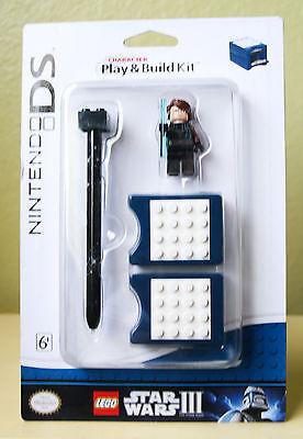 NEW LEGO Star Wars Nintendo DS Stylus Play & Build Kit with ANAKIN (Lego Star Wars Sets With Anakin Skywalker)