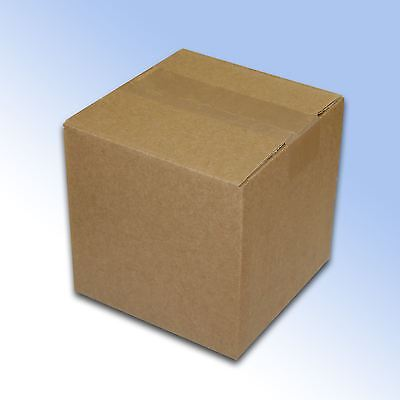 5 Royal Mail Small Parcel Cube postal mailing boxes 160 x160 x160mm