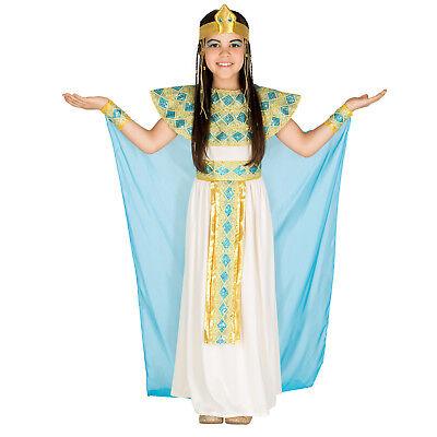 Mädchenkostüm Cleopatra olympische Göttin Antike Kostüm Karneval Kleid Halloween