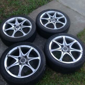 "HYUNDAI LANTRA 16"" INCH ALLOY WHEELS"