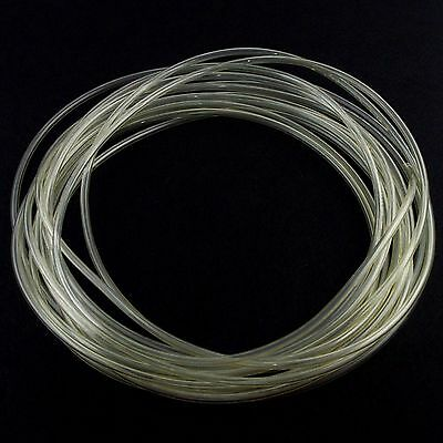 5m 16.4ft Long 6mmod X 4mmid Pu Air Tubing Pipe Hose Color Clear