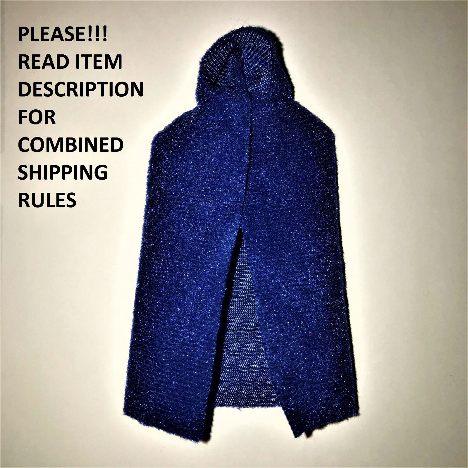 Repro Cape Hood Star Wars Replacement Luke Skywalker Jedi Robe
