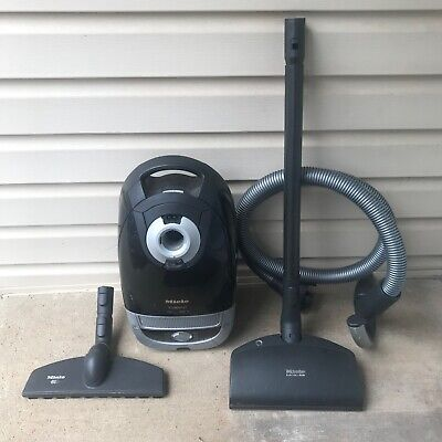 Miele Callisto Canister Vacuum Cleaner S5280 with attachments Tested Works