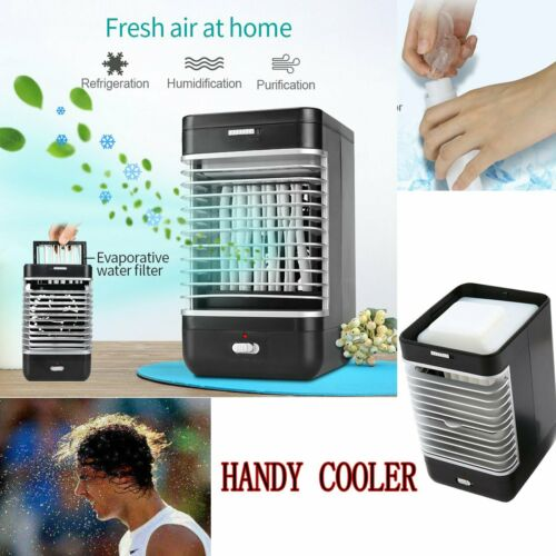 Portable Air Conditioner Indoor Cooler Fan Humidifier Air Co