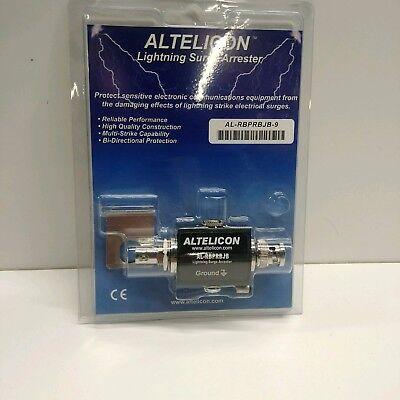 New Old Stock Altelicon Lightning Surge Arrester Al-rbprbjb