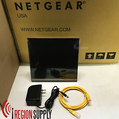 Netgear R6300v2 Router AC1750 Wireless Dual Band 802.11 ac/n/g/b Gigabit R6300