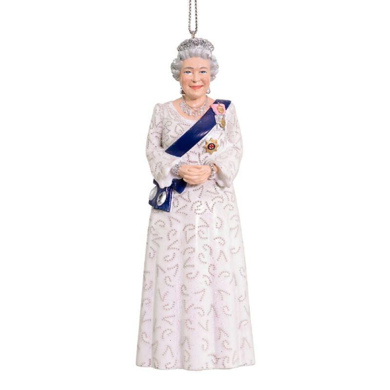 New Queen Elizabeth Ornament E0562 Mint