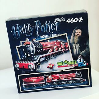 Harry Potter 3D Puzzle  Ashfield Ashfield Area Preview