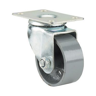 Ironton 3in. Swivel Steel Caster - 600-lb. Capacity