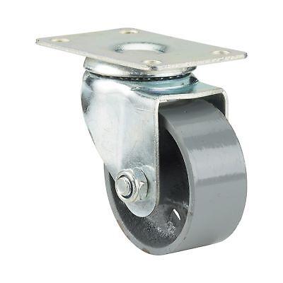Ironton 3in. Swivel Steel Caster - 600-lb. Capacity