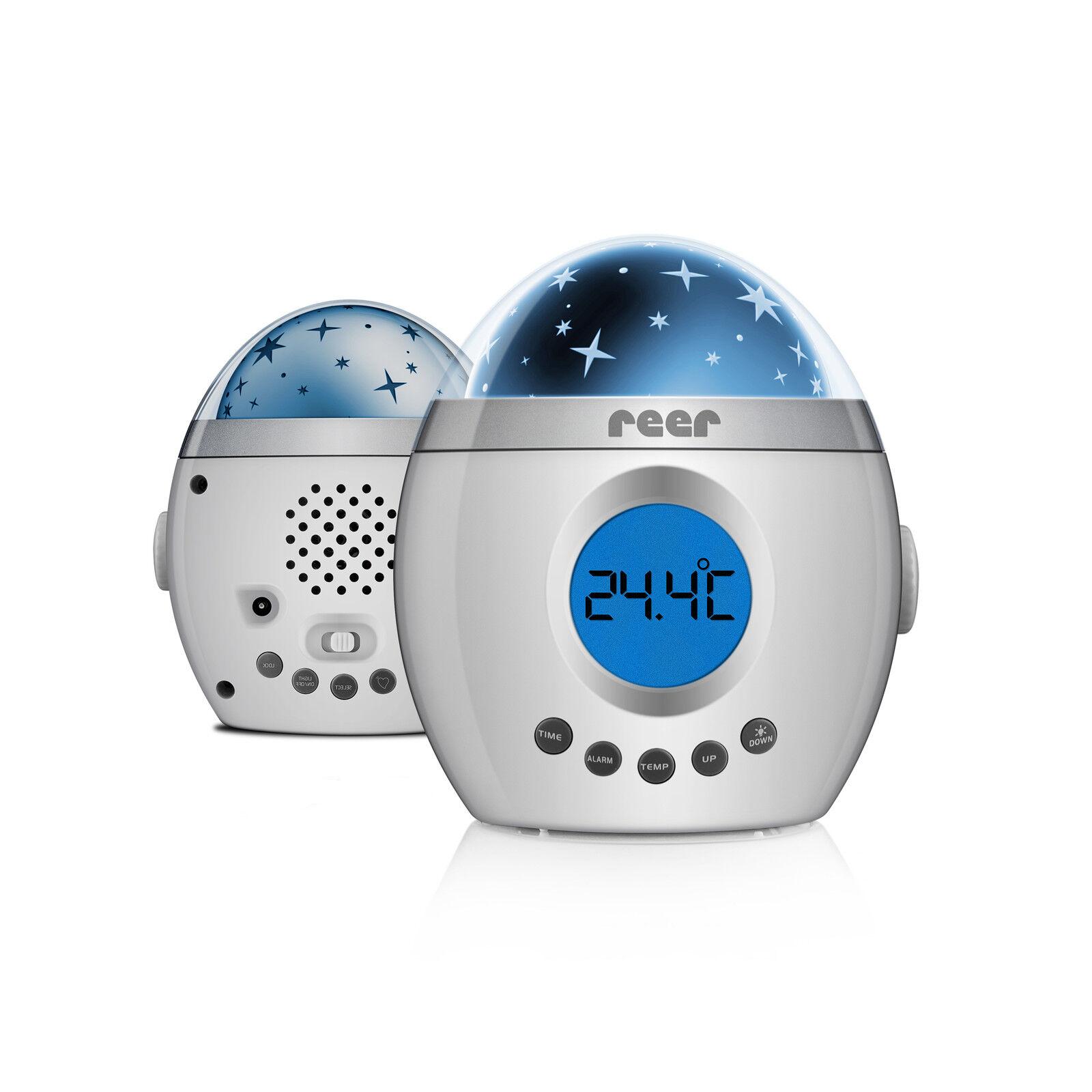 Reer My Magic Star Light Einschlaflicht Einschlafhilfe m. Sternenprojektor, NEU