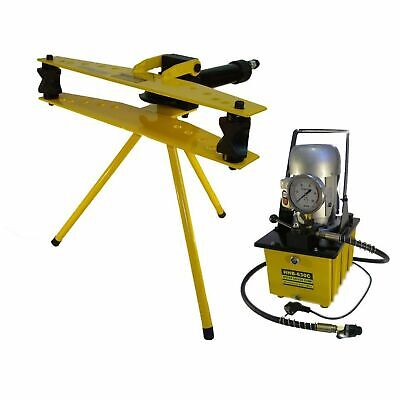 Electro-hydraulic Pipe Bender 12-3 W-3d