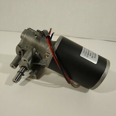 Jcf63r Dc24v 80w 50rpm Speed Reducing High Torque Electric Gear Box Motor