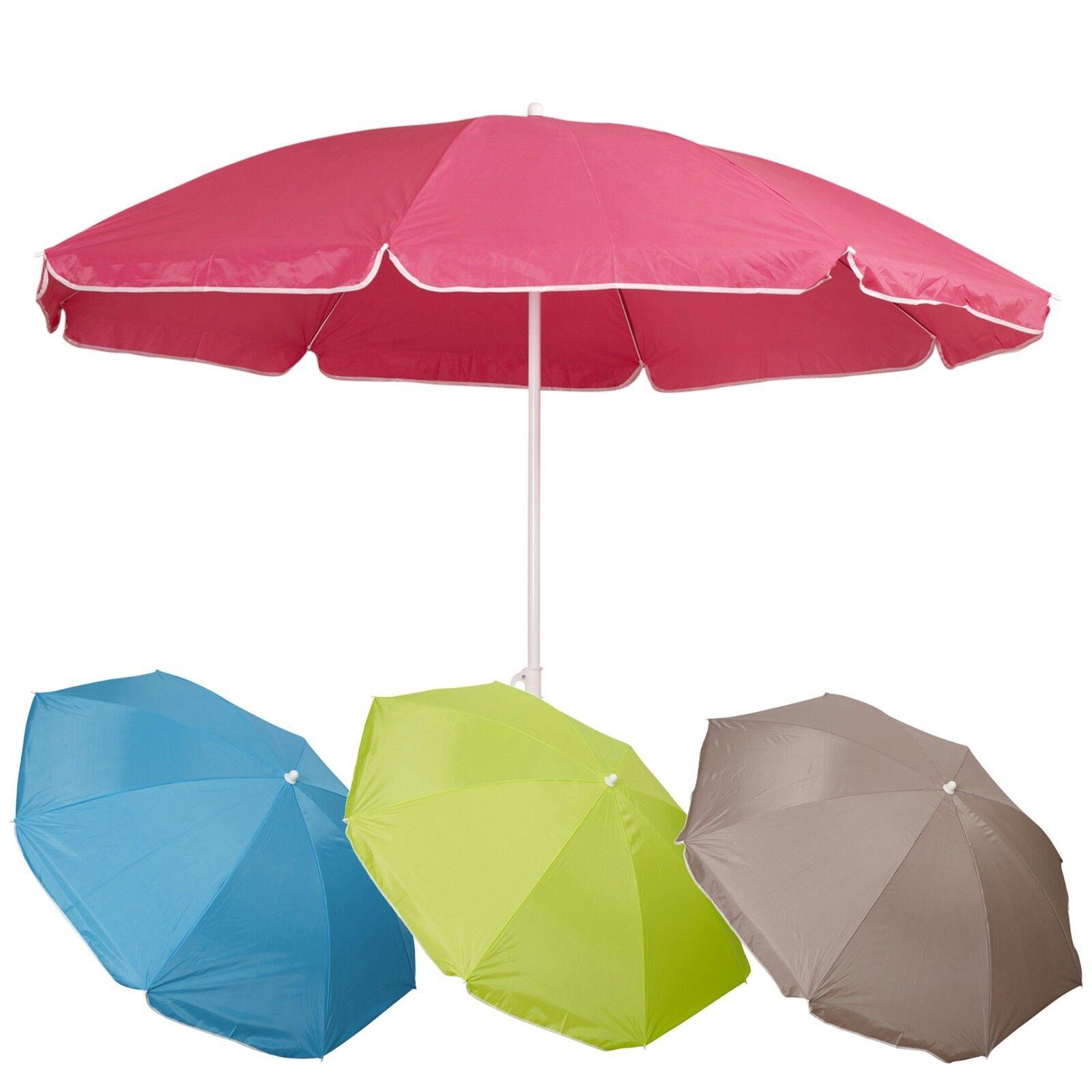 Garten Strand Liegestuhl Sonnenschirm Regenschirm Stachel Sonne UV Schutz Schirm