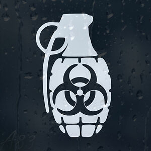 Zombie-Outbreak-Response-Granade-Car-Window-Laptop-Phone-Decal-Vinyl-Sticker