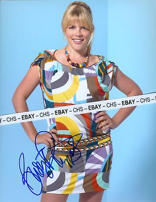 Busy Philipps Nice Sharp Signed Color 8X10 Photo