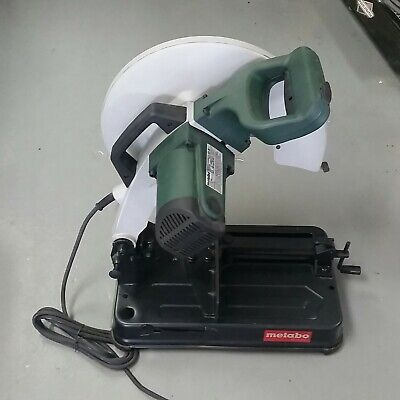 Metabo 14 Chop Saw Cs23-355 W 4-12 Grinder
