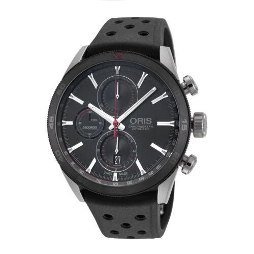 Oris Classic Date Automatic Men's Watch 01 733 7594 4034-07 8 20 10 - watch picture 1