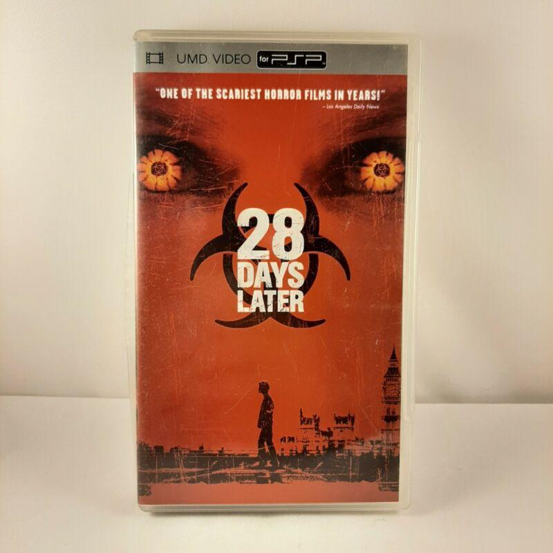 Sony PSP UMD 28 Days Later