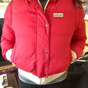Women's Down Feather Ecko Jacket