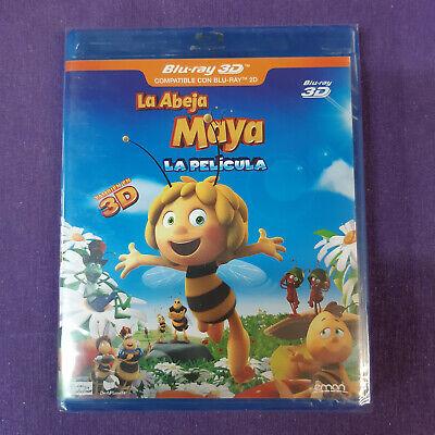 La Abeja Maya La Película - Blu-ray 3D NUEVO