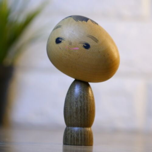 Rare Japanese Kokeshi Doll