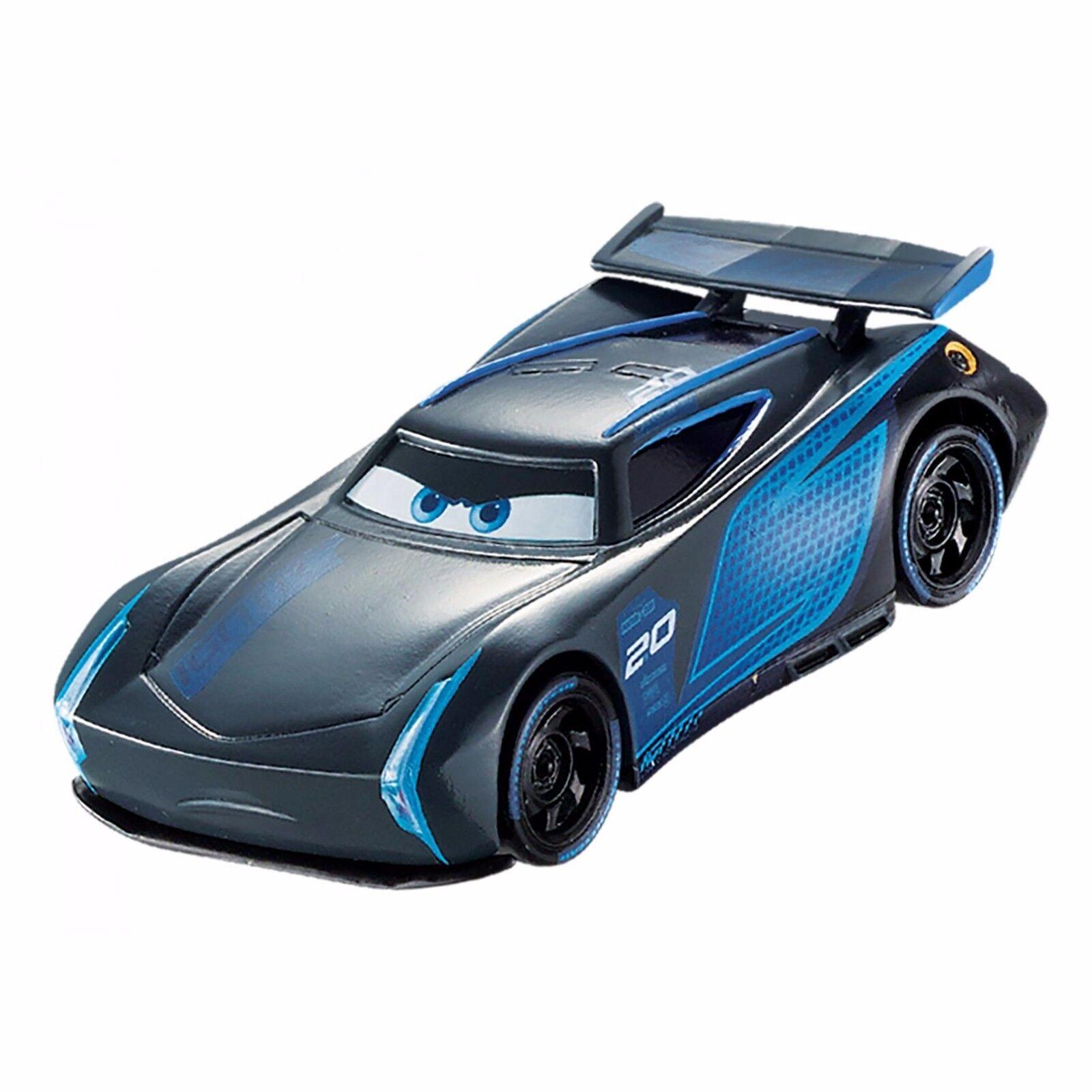 Disney Pixar World of Cars Cars 3 Jackson Storm 1:55 Mattel New ...