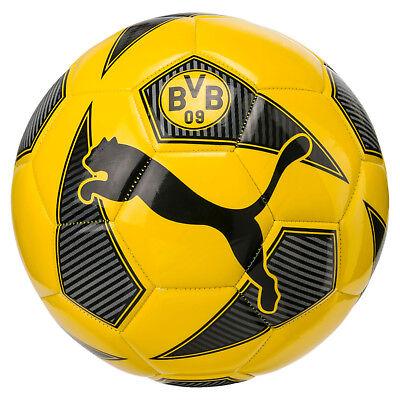 a5410e7c335 Puma BVB Borussia Dortmund Prestige 2018 - 2019 Soccer Ball New Yellow Size  5