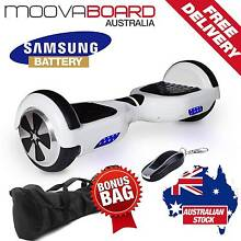 Self Balancing Electric Scooter Hoverboard FREE CARRY BAG! Melbourne CBD Melbourne City Preview