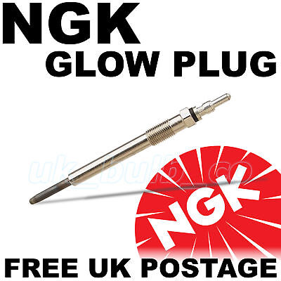 NGK Diesel Heater Glow Plug For TALBOT SIMCA 1609/1610 TAGORA VAUXHALL ASTRA