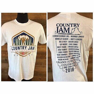 Country Jam Music Festival June 2018 Gran Junction Co Brantley Gilbert New Med