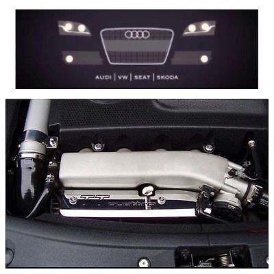 Fits Mk1 Audi TT Brushed Stainless Manifold Cover   225 8N98 06