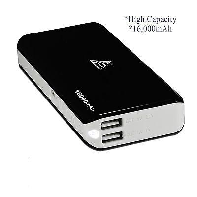 16000mAh Shirt-pocket External Battery Charger Power Bank Samsung Galaxy S5 S6 S7