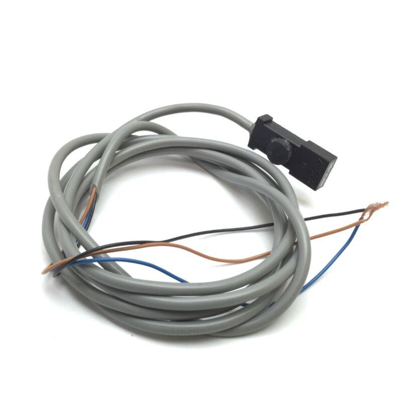 """Bimba HSCX Solid State Cylinder Switch, PNP, 30VDC 150mA, 44"""" Cable, 3-Wire"""