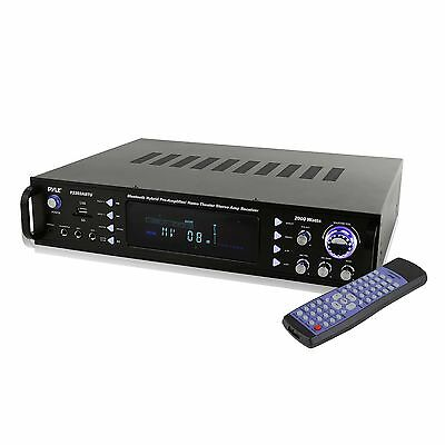 Bt Powered Hybrid Preamplifier Receiver