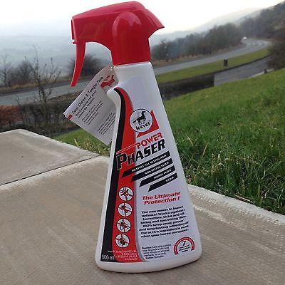 LEOVET POWER PHASER FLY REPELLENT 500ml Spray ()