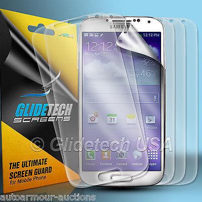 6 X Clear Film - 6x Clear LCD Guard Shield Screen Protector Film FOR Samsung Galaxy S4 SIV I9500