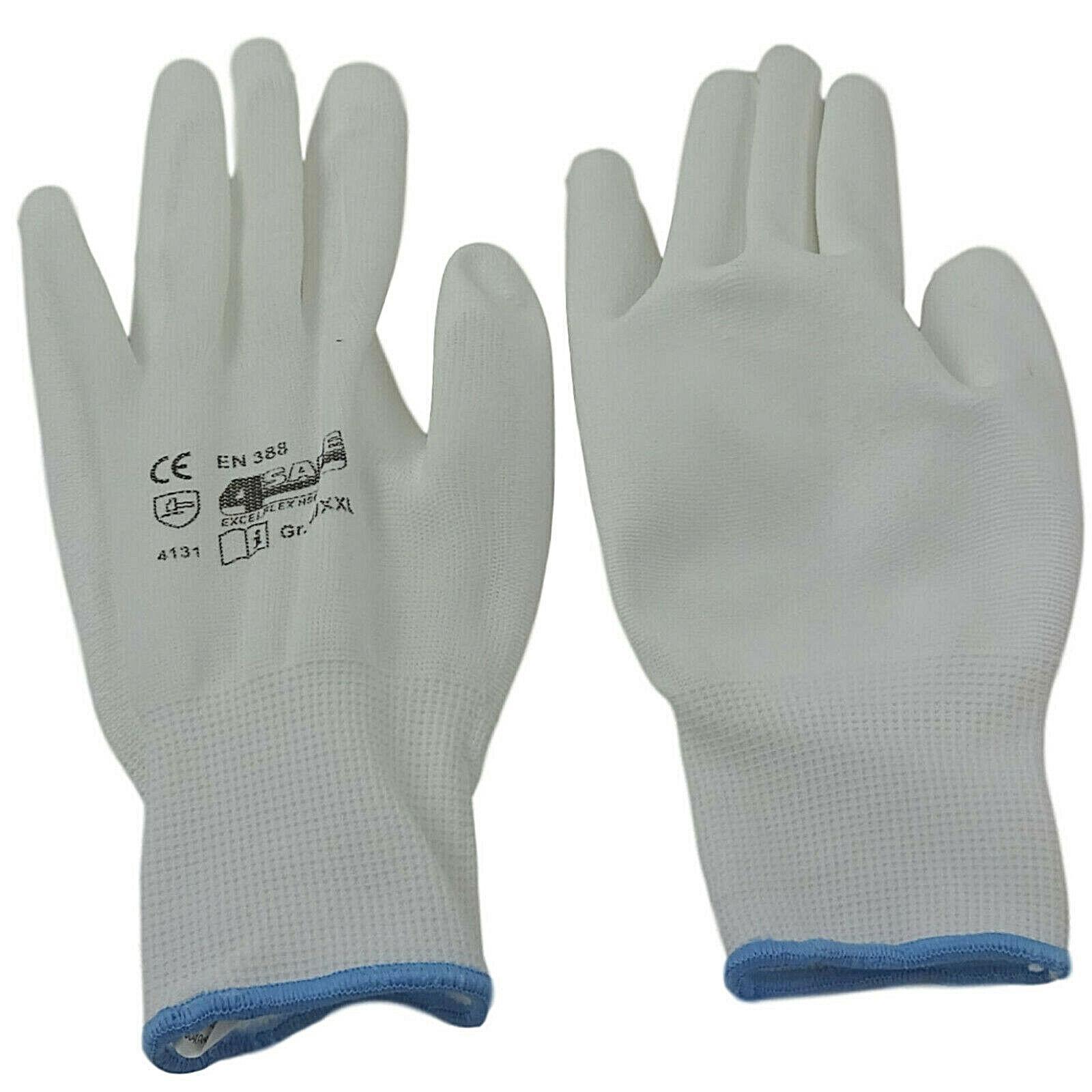 Hausmarke Feinstrick-Handschuhe Größe 10