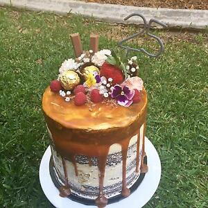 Buttercream frosted cakes Coomera Gold Coast North Preview