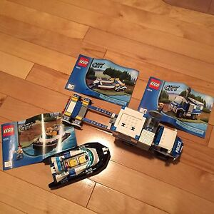 LEGO City Police Off Road Command Center 4205