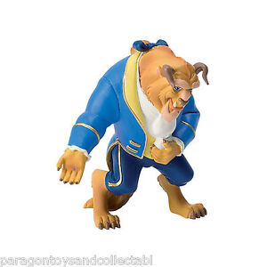 BULLYLAND DISNEY BEAUTY AND THE BEAST FIGURES - Choice of 4 of different figures
