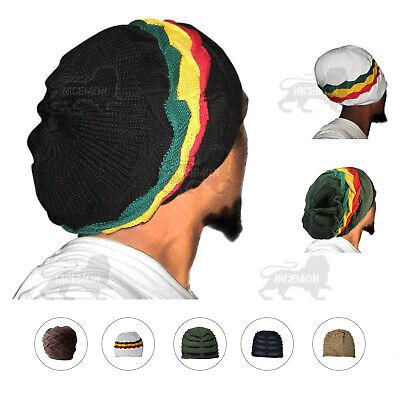 Tam Hat (Rasta Tam Cap Hat Roots Reggae Jamaica Marley Dreadlocks Rastacap Selassie)