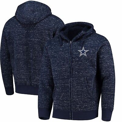 Dallas Cowboys Mens Jackets - Dallas Cowboys NFL Mens Discovery Full Zip Jacket
