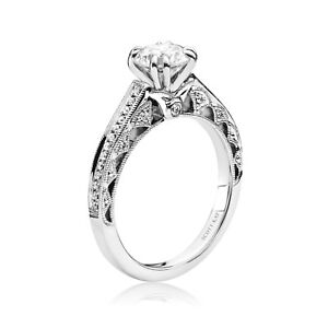 Scott Kay Canadian Diamond Engagement Ring & Wedding Band
