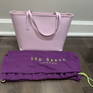 NEW TED BAKER PALE PINK HAND BAG