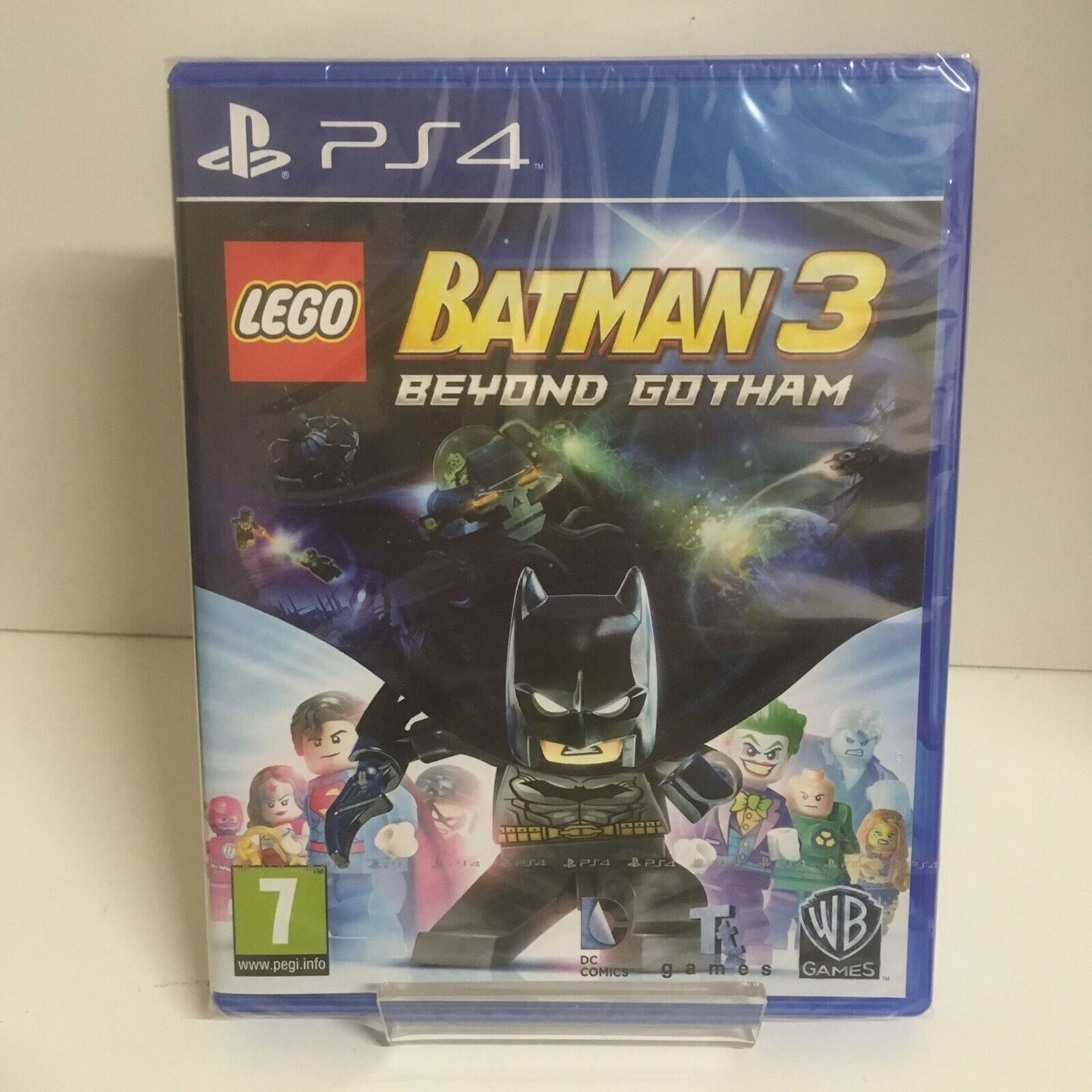 Range of LEGO PS4 Games - New & Sealed - Lots to choose from!