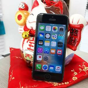 Refurbished iPhone 5 black 64G UNLOCKED au model with charger Nerang Gold Coast West Preview