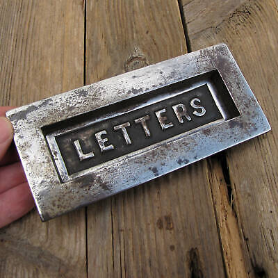 Victorian Letter Box Cover Plate 13 x 3 Inch Premium UK Quality