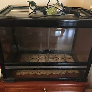 Reptile Glass Terrarium / Vivarium Mount Pleasant Melville Area Preview
